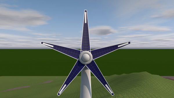 Büyük Türbin Tipi Modeli Görsel 1